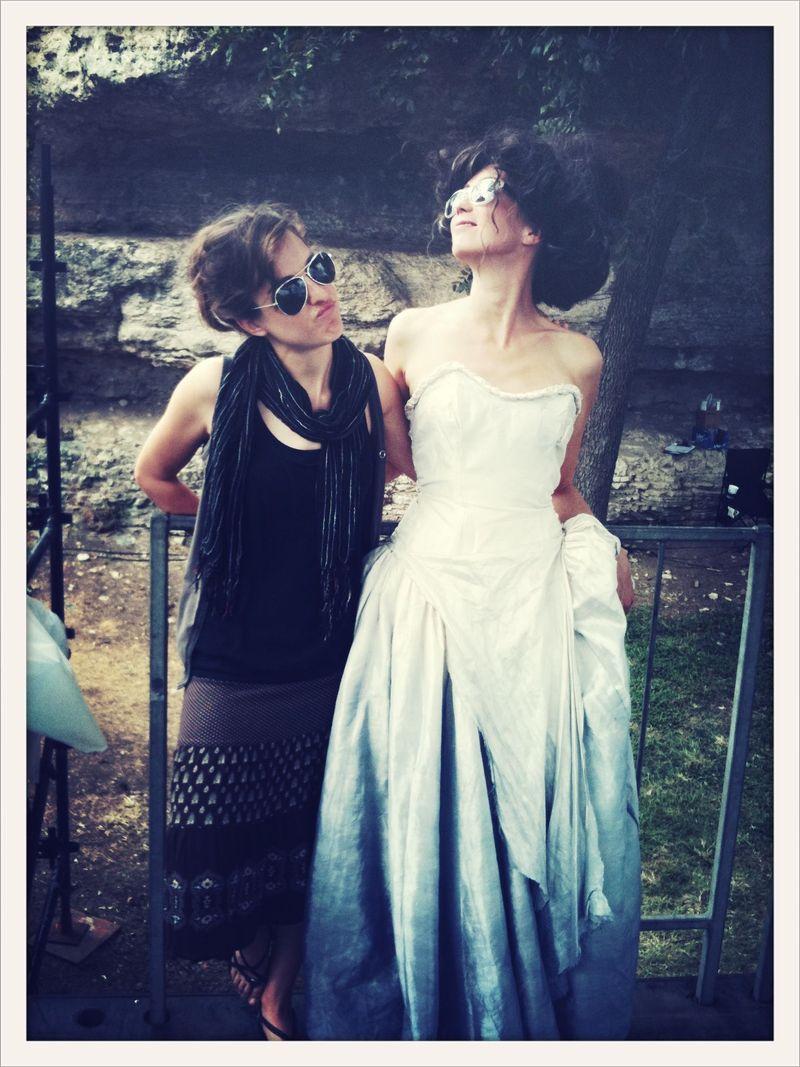 Missy & me