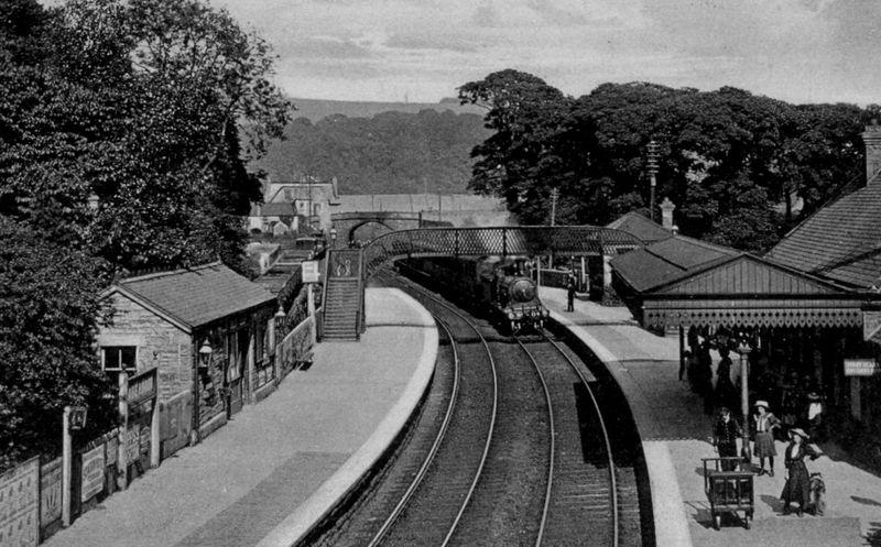 Scotland train