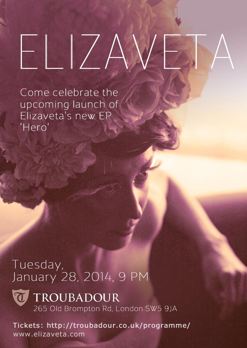 Elizaveta Live 1-28-14