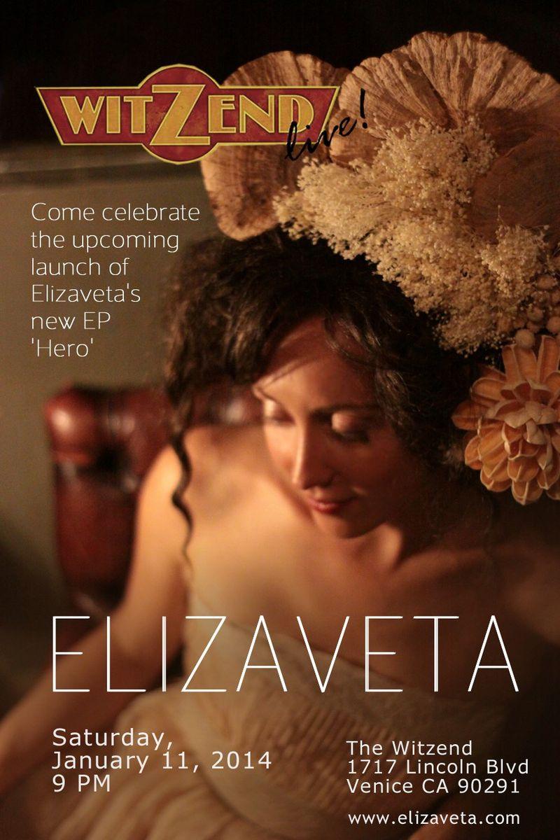 Elizaveta Live 1-11-14