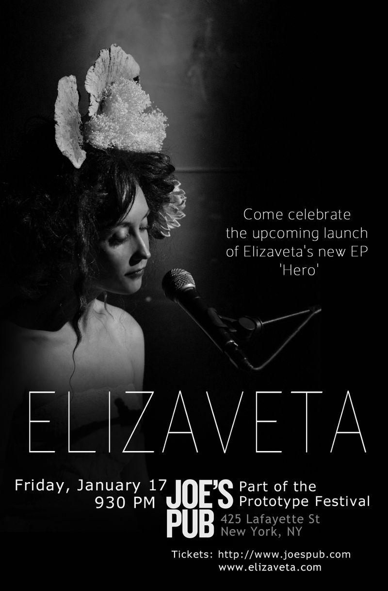 Elizaveta Live 1-17-14